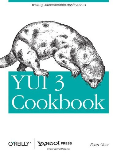 [PDF] YUI 3 Cookbook Free Download