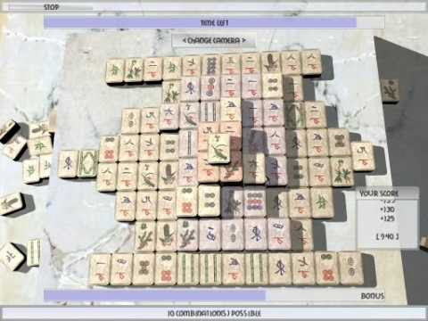 Sz Mahjong Alte Version