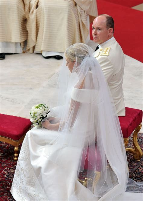 Charlene Wittstock Photos Photos   Monaco Royal Wedding