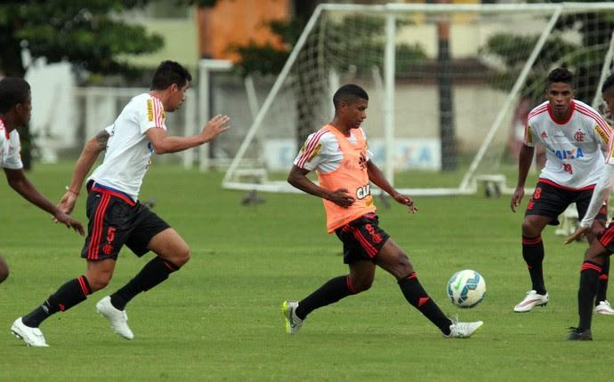Márcio Araújo, Flamengo (Foto: Gilvan de Souza / Flamengo)