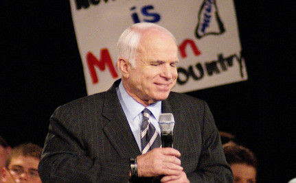 McCain Refuses to Acknowledge the Army Pursued Gay Soldiers