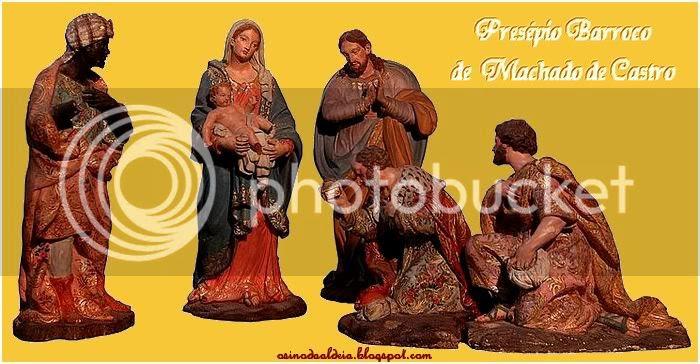 Presépio de Machado de Castro, barroco