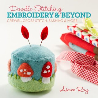 Doodle Stitching Embroidery & Beyond