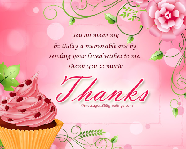 Awesome Thank You Messages For Surprise Cake On Birthday Best Message