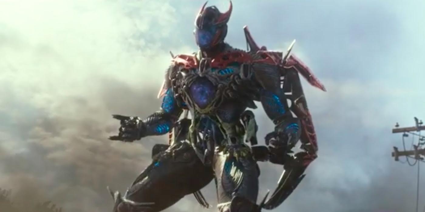 Resultado de imagem para Power Rangers 2017 megazord