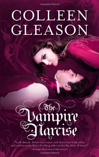 The Vampire Narcise (Regency Draculia Trilogy) by Colleen Gleason