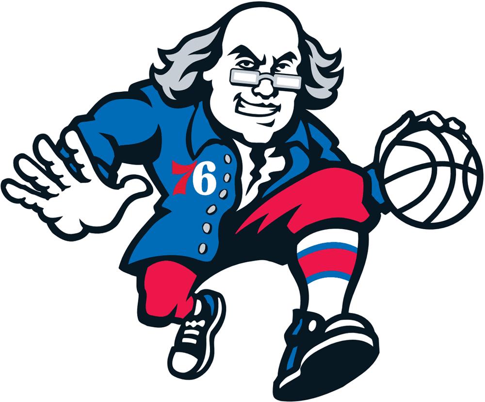 Resultado de imagen de philadelphia 76ers logo