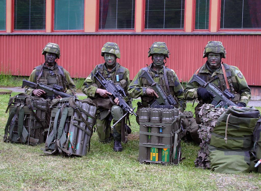 Swedish Amphibious Corps