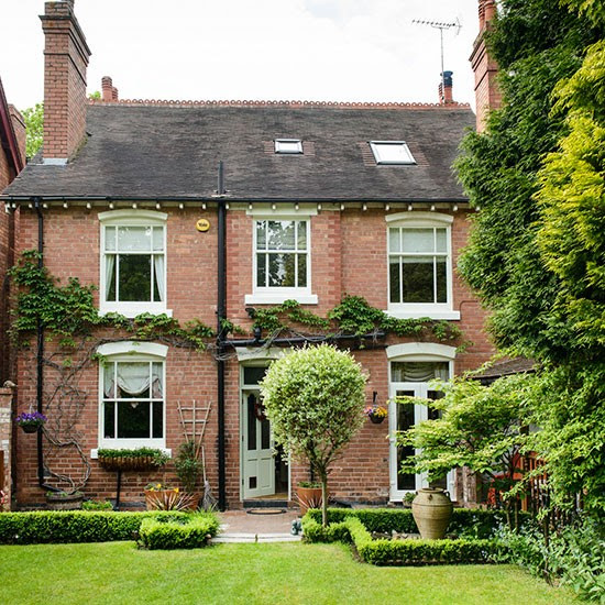 Exterior | Detached Edwardian home in Worcestershire | House tour | PHOTO GALLERY | 25 Beautiful Homes | Housetohome.co.uk