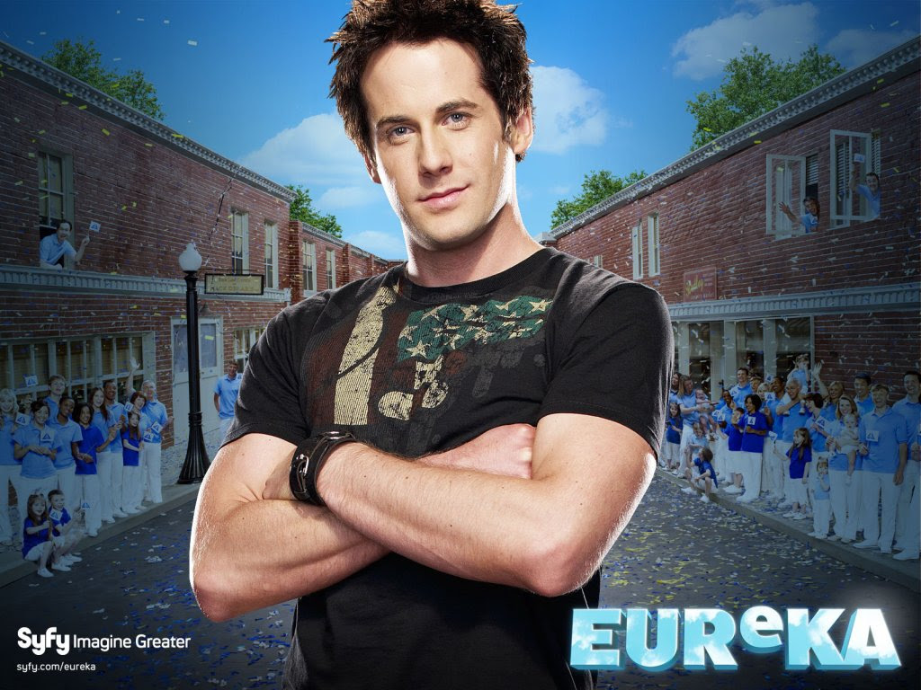 Dvdbash Eureka Or A Town Called Eureka In The Uk Is A