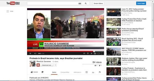Mauricio na CNN by Sergio Savarese