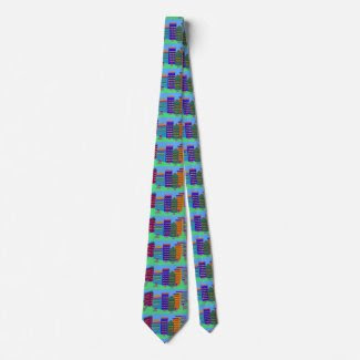 City Art Neck Tie