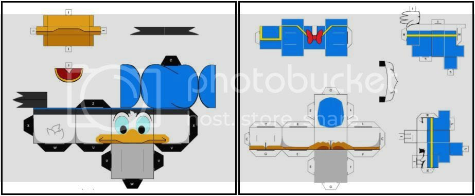 photo mickey.amp.donald.papercraft.via.papermau.003_zpsicaxughq.jpg