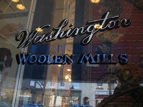 Washington Woolen Mills