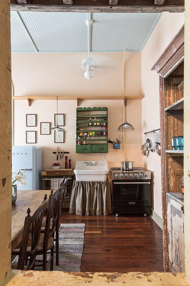 Serenity in Design: French Quarter Condo