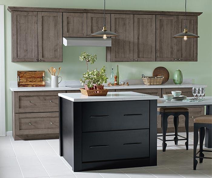 Kemper Kitchen Cabinets - Denver Shower Doors & Denver ...