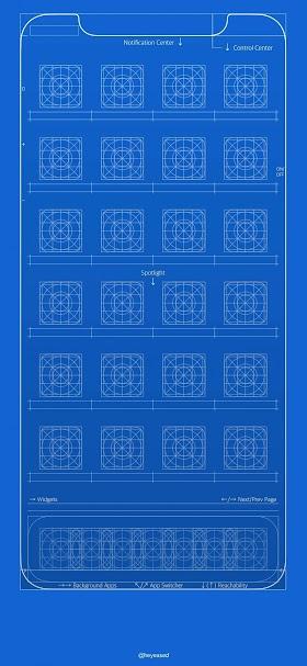 Best Blueprint Iphone 6 Wallpaper