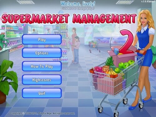 Download Supermarket Management 2