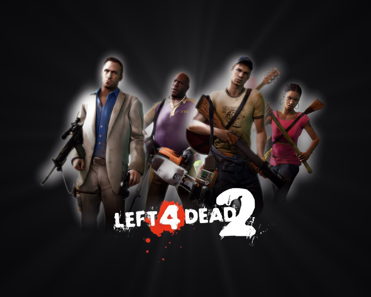 The Survivors Left 4 Dead 2 Wallpaper 38634764 Fanpop