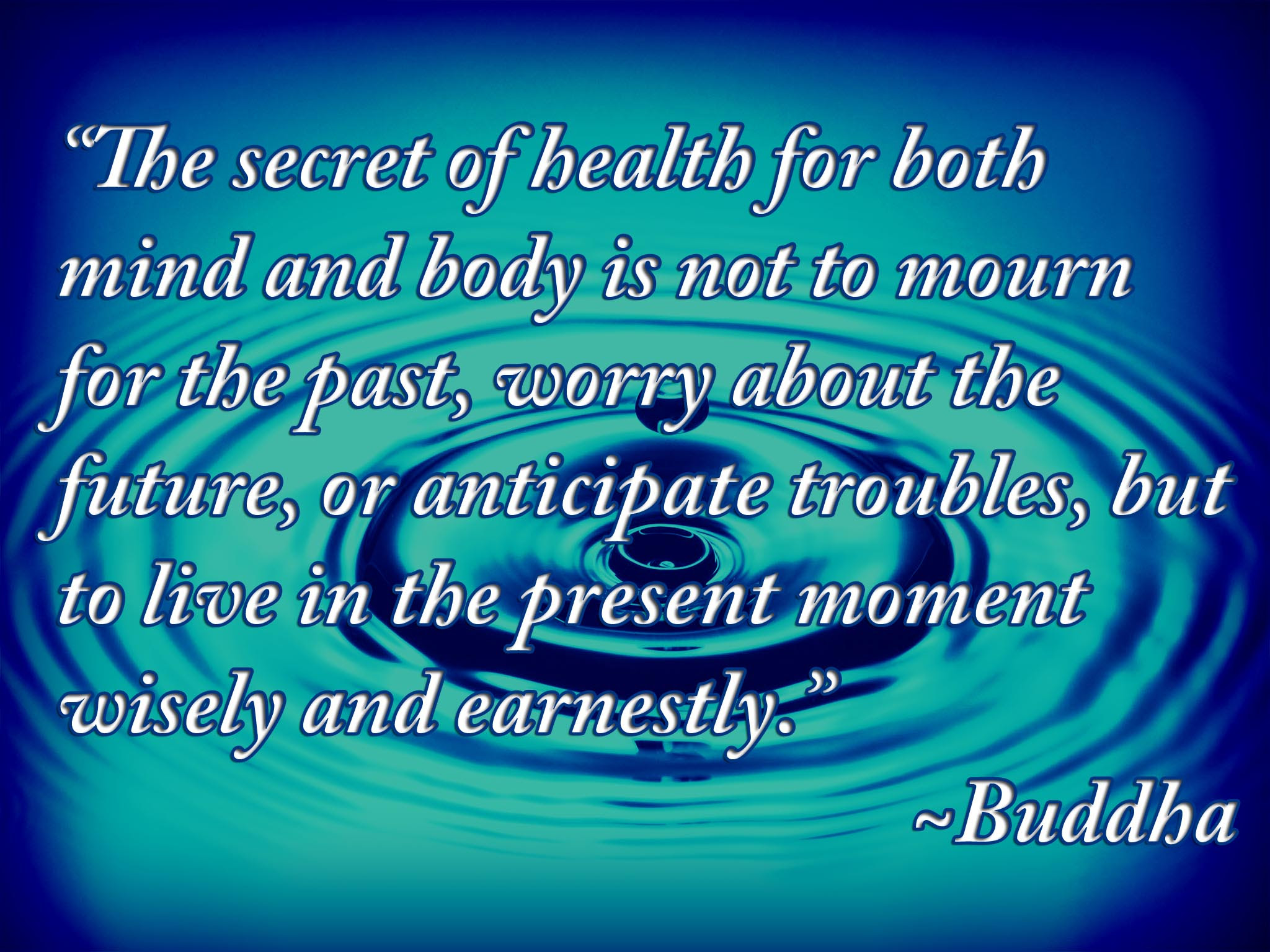Quotes About Mind Body Health 49 Quotes