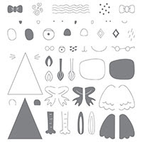 Playful Pals Photopolymer Stamp Set by Stampin' Up!