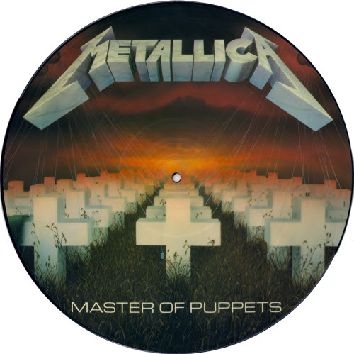 Metallica - Master Of Puppets - 1986