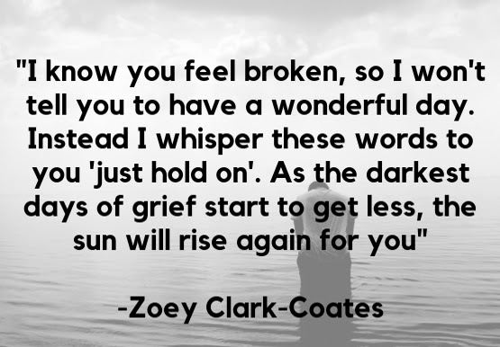 Quotes About Grief And Healing Worth Reading Sayings