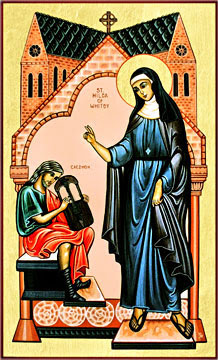 Image result for saint hilda of whitby