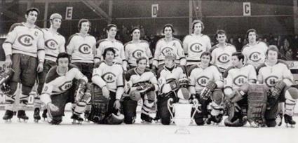 HC La Chaux-de-Fonds 1969, HC La Chaux-de-Fonds 1969