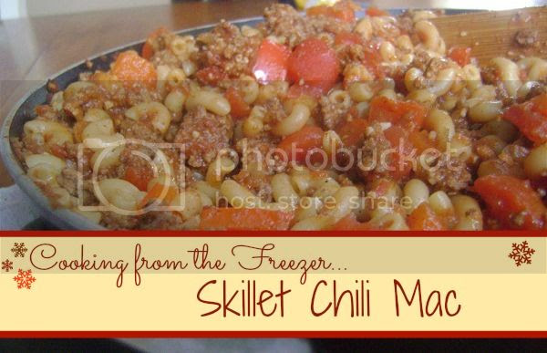 Skillet Chili Mac