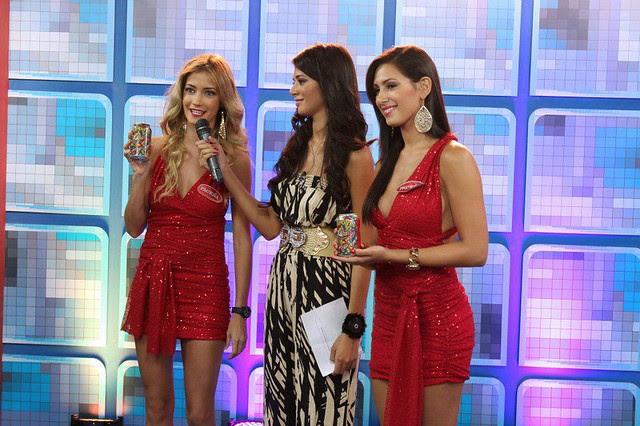 María René Antelo, Anabel Angus y Patricia Roca - 2