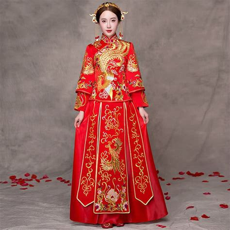 Online Get Cheap Traditional Chinese Wedding Gowns