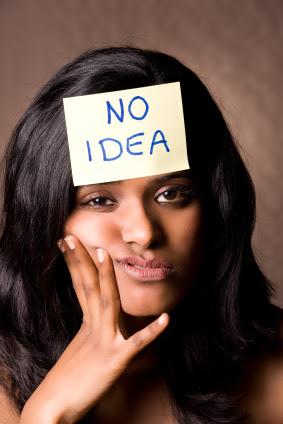 No Idea Girl