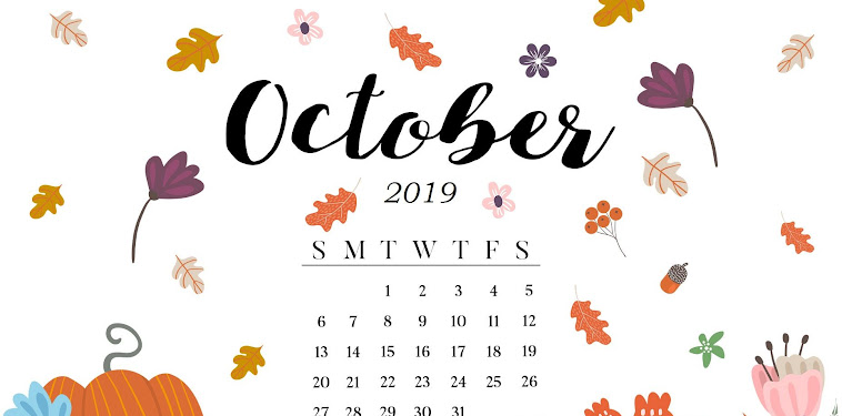 Desktop Background October Wallpaper Desktop 2019