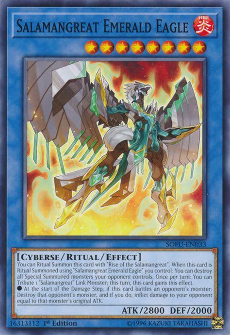Salamangreat Emerald Eagle   Yu Gi Oh!   FANDOM powered by