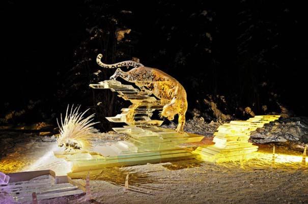 Εκπληκτικά έργα τέχνης από ένα κομμάτι πάγου (5)