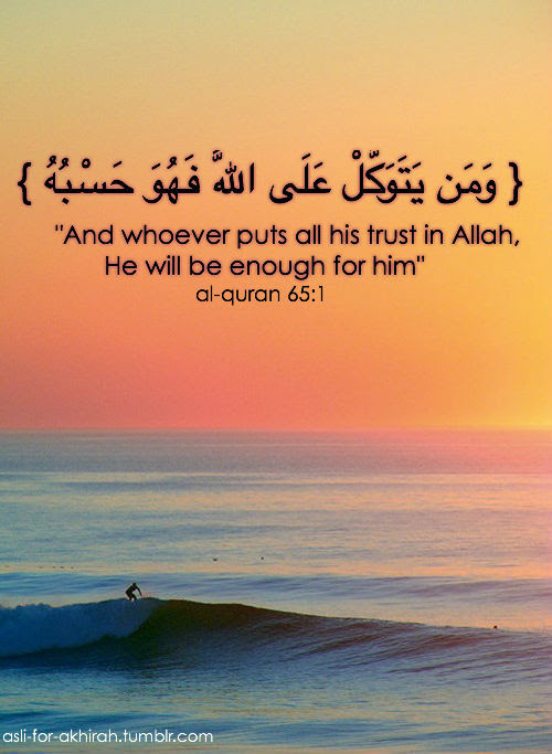 islamic-quotes:  He will be enough