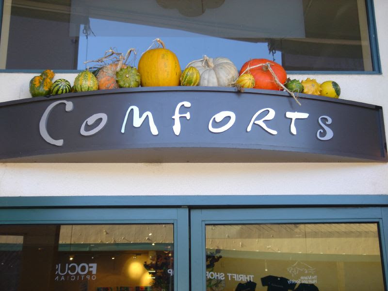 Comforts Cafe