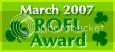 March ROFL Award