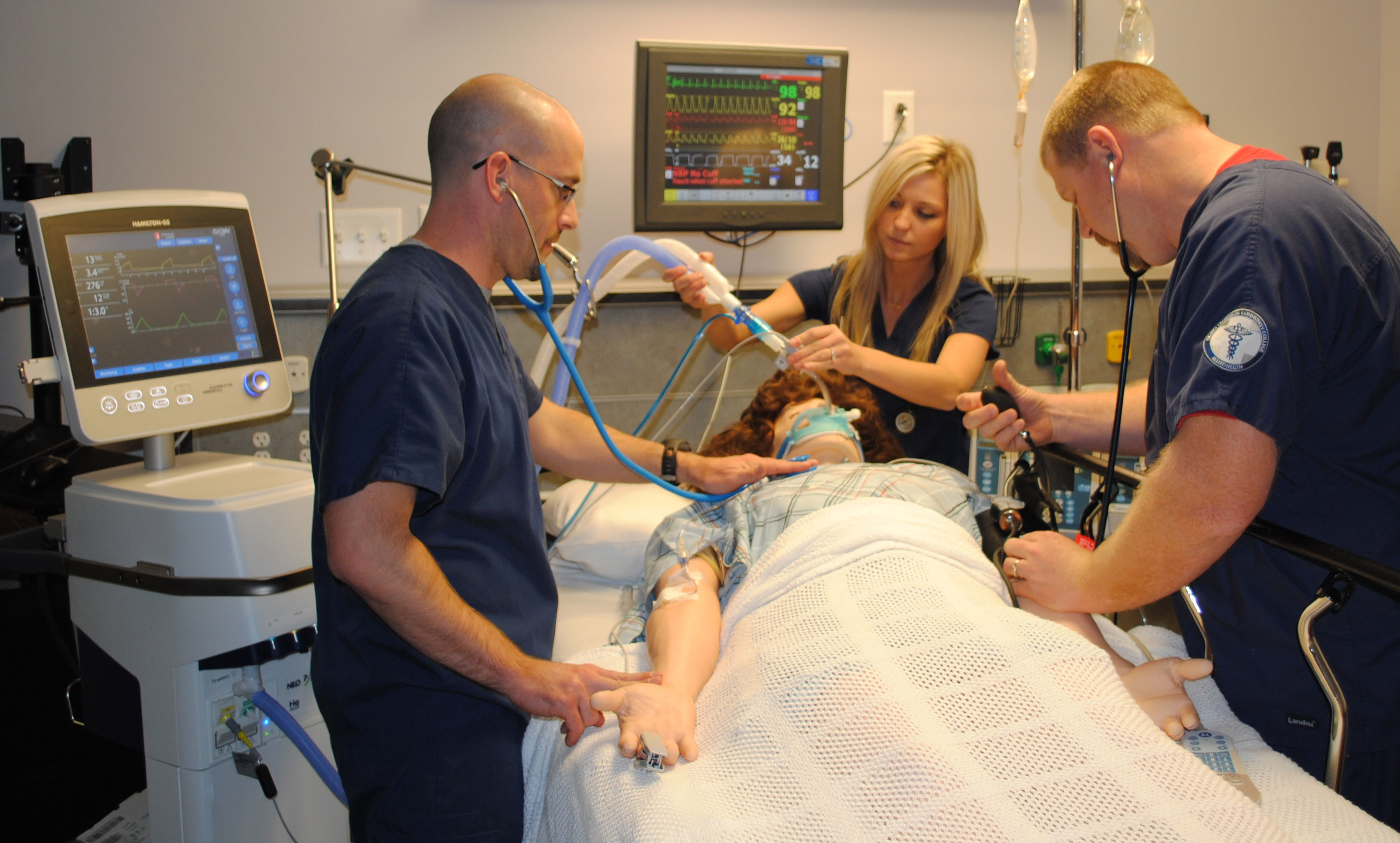 Respiratory Therapy - OTC Allied Health
