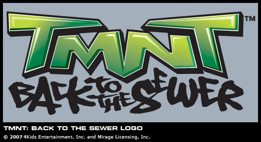 TMNT : Back to The Sewer logo  [[ Courtesy 4kids TMNT Blog ]]