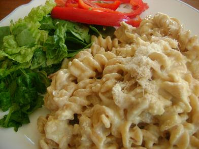 Pasta with Chicken & Feta