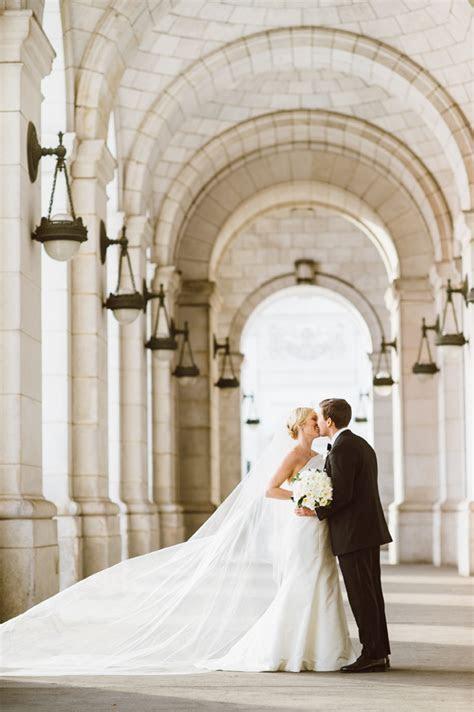 Delia and Joe : Wedding // Union Station, Washington DC