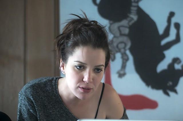 Lorena (Nathalia Dill) (Foto: Reprodução/TV Globo)