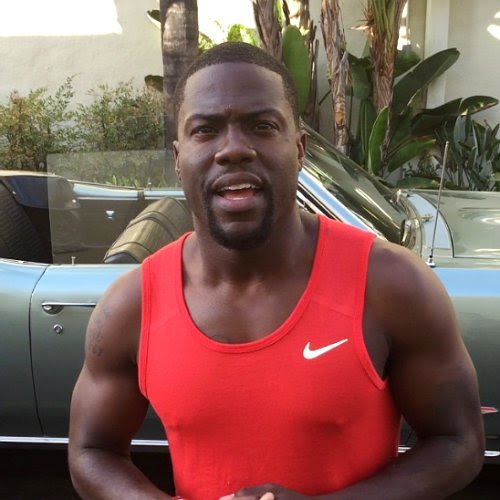 Kevin Hart Records a Plea to Save Bus Driver's Job