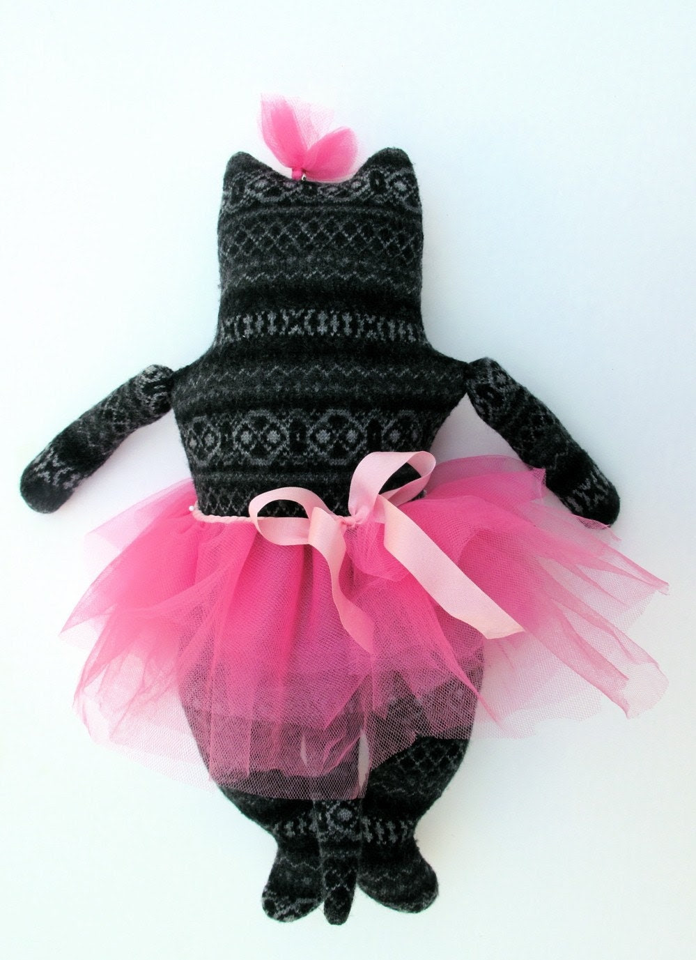 Kitty Ballerina doll