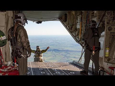 No. 4 Squadron - Exercise Havoc Drop