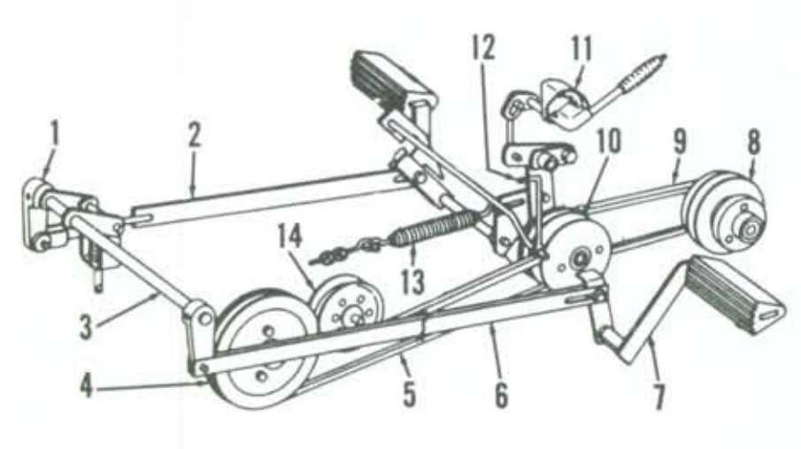 33 John Deere 210 Parts Diagram