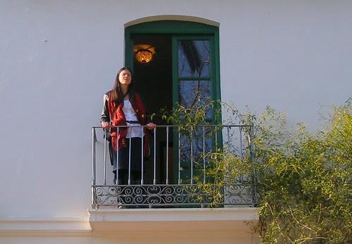 El balcón de Lorca