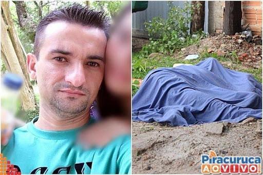 Homem é assassinado na frente do filho de 4 anos em Piracuruca